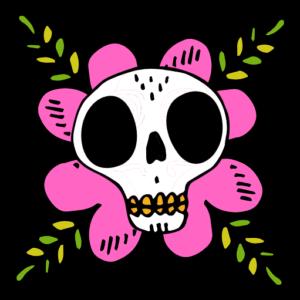 Calavera Sponsorship for Dia de los Muertos